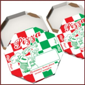 Caixas de Papelão para Pizzas