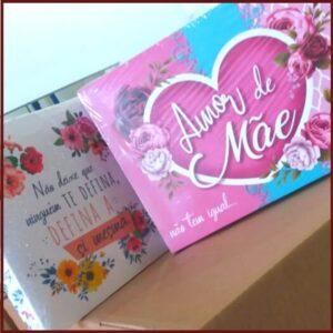 Caixa Personalizada: Dia das Mães