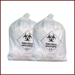 Sacos para Lixo Infectante